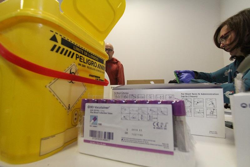 Ceuta cuenta con un total de 838 donantes de médula disponibles | El Pueblo de Ceuta