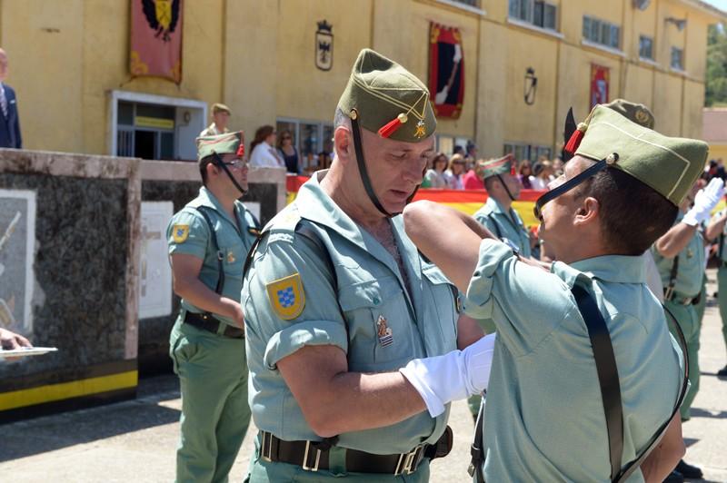 E l Tercio Duque de Alba celebra la concesión de Cruces Laureadas de ...
