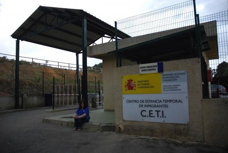 Prisión de los 33 migrantes detenidos por el motín del miércoles en el Centro de Estancia Temporal de Inmigrantes (CETI) de Melilla